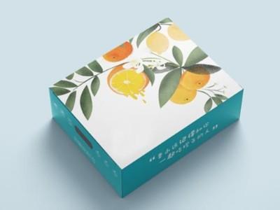 济南礼品包装盒定制厂家设计的水果礼盒,你喜欢吗?