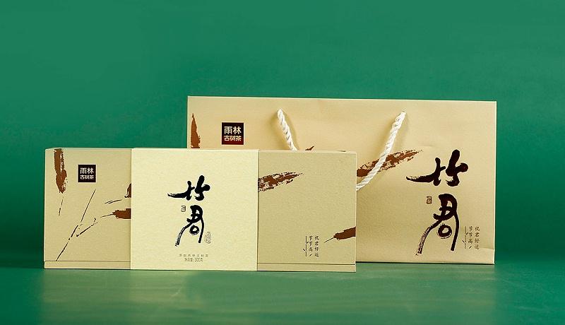 山东茶叶礼盒定制