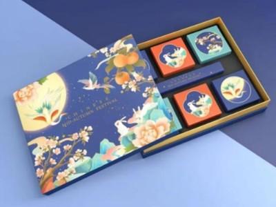 济南彩盒生产厂家教你设计月饼包装盒
