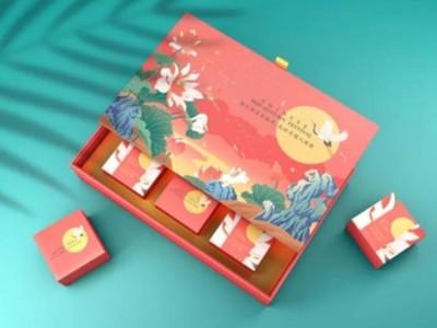 济南彩盒生产厂家教你,如何提升月饼包装盒的销售率