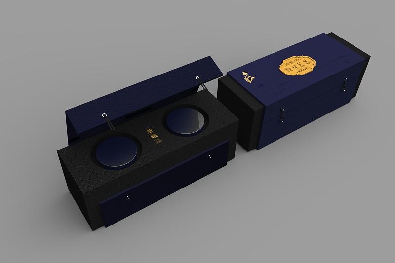 济南茶叶礼盒定制