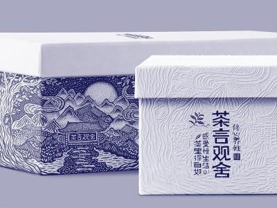 在济南做茶叶礼盒定制加上这个工艺,让礼盒身价倍增