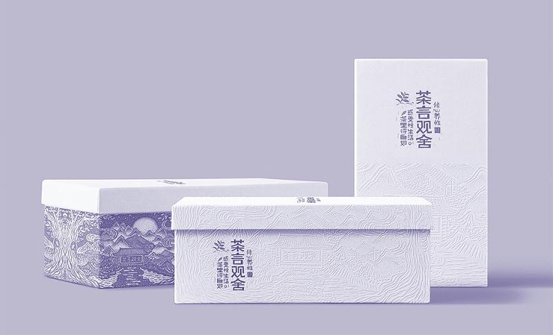 山东济南茶叶包装厂家