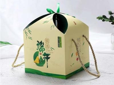 看济南包装盒厂家如何用粽子包装礼盒俘获你的芳心?