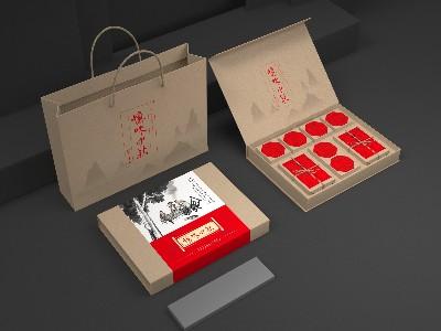 月饼礼盒定制_礼品盒定制厂家_恒印包装