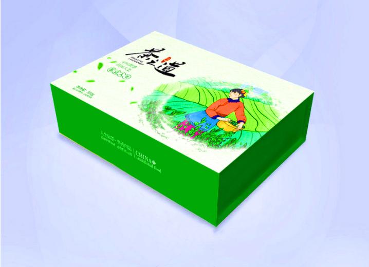 山东茶叶礼盒