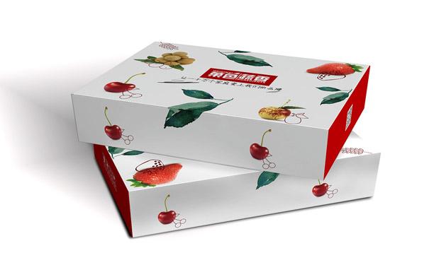 果蔬包装盒