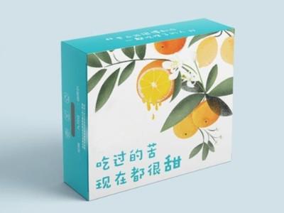 济南礼品盒定制厂家带来一款超精美的水果包装盒设计