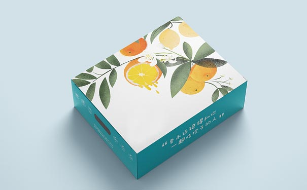 水果包装盒设计