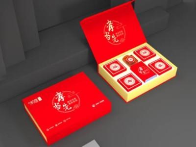 看济南包装盒定制厂家,如何打造一款有味道的月饼礼盒