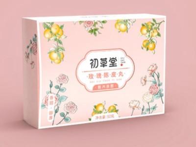 """包装盒定做厂家在设计上增添,保健品包装盒的""""分量"""""""