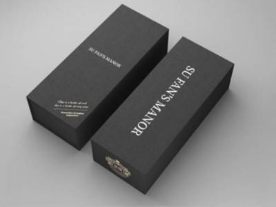 济南纸盒定制厂家浅谈酒盒包装的印刷工艺