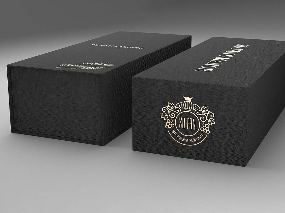 红酒包装盒定制—礼盒定制厂家—恒印包装