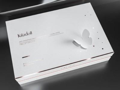 济南礼品盒定制厂家浅谈,化妆品包装盒材质的选择