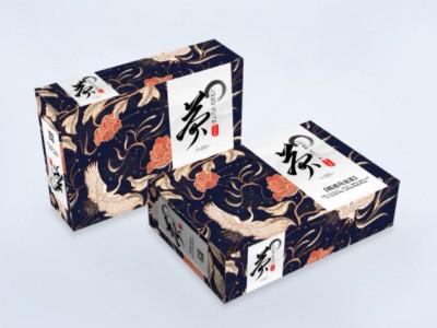 济南茶叶礼盒定制生产都有哪些材质可以选择