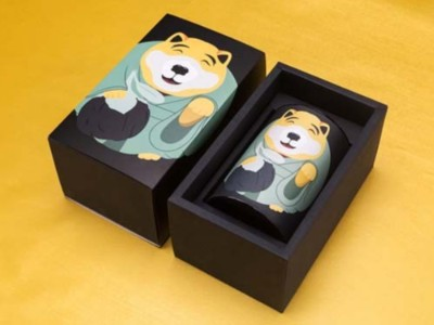 济南礼品包装盒定制厂家设计这样的干果礼盒,你喜欢吗?
