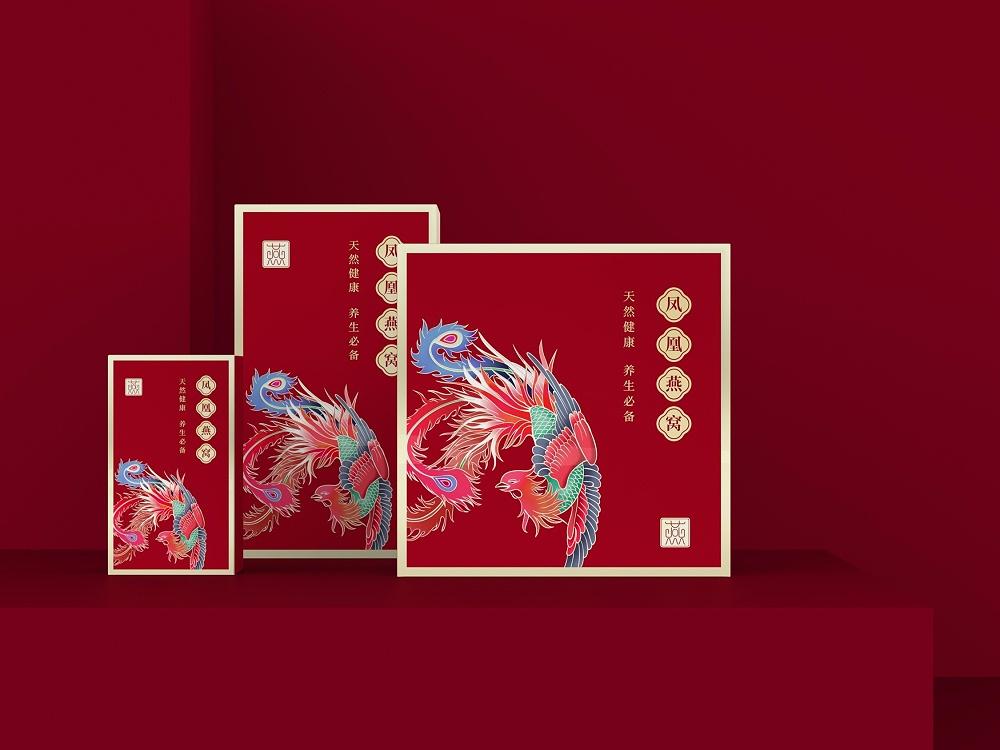 燕窝包装盒_燕窝礼品盒定制_恒印包装