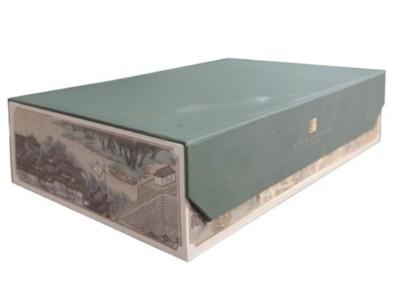 包装盒定制厂家,这么设计出来的茶叶礼盒很受欢迎