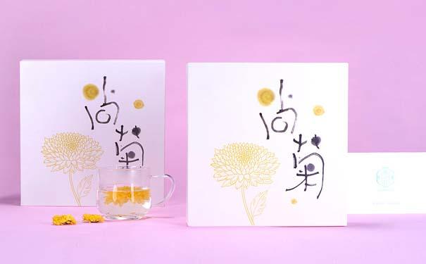 菊花茶包装盒