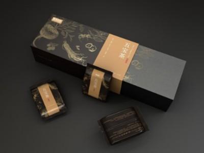 济南纸盒定制鉴赏系列之茶叶包装盒(三)