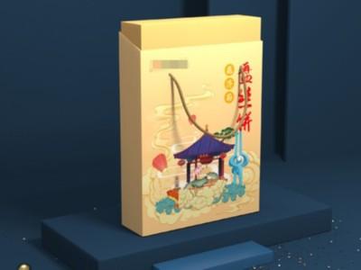看济南礼品包装盒厂定制的土特产包装盒,如何降低成本?