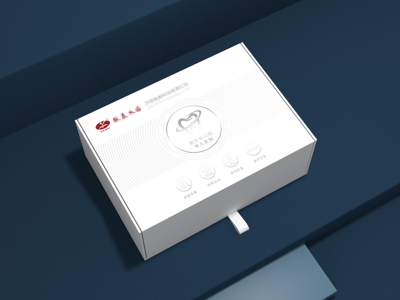 牙齿包装盒_包装盒定制厂家_包装盒印刷