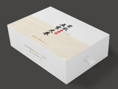 包装盒定制厂家告诉你,设计精美的大米包装盒需要注意这些
