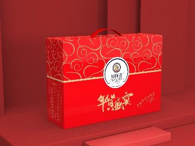 年货礼盒_礼品包装盒制作_礼品包装盒定制厂家
