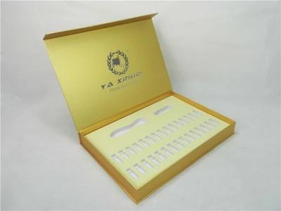济南化妆品包装盒厂家怎样把产品做到时尚简约美?
