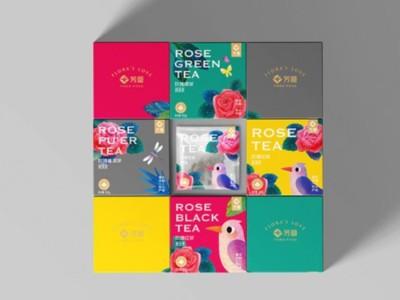 济南纸盒定制厂家浅谈花茶包装盒设计