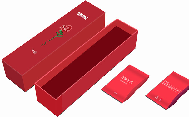 花茶包装盒定制