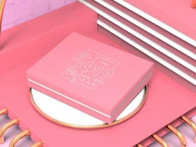 创意的化妆品包装盒设计,让产品更具有魅力