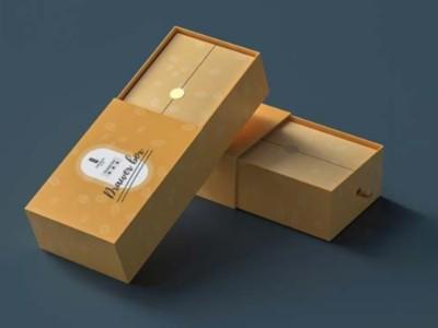 一个精美的保健品包装盒设计,可以获得80、90后的宠爱