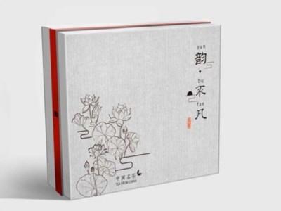 济南包装盒定制鉴赏系列之茶叶包装盒(四)
