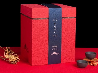 茶叶包装盒_山东包装盒定制厂_济南恒印包装有限公司