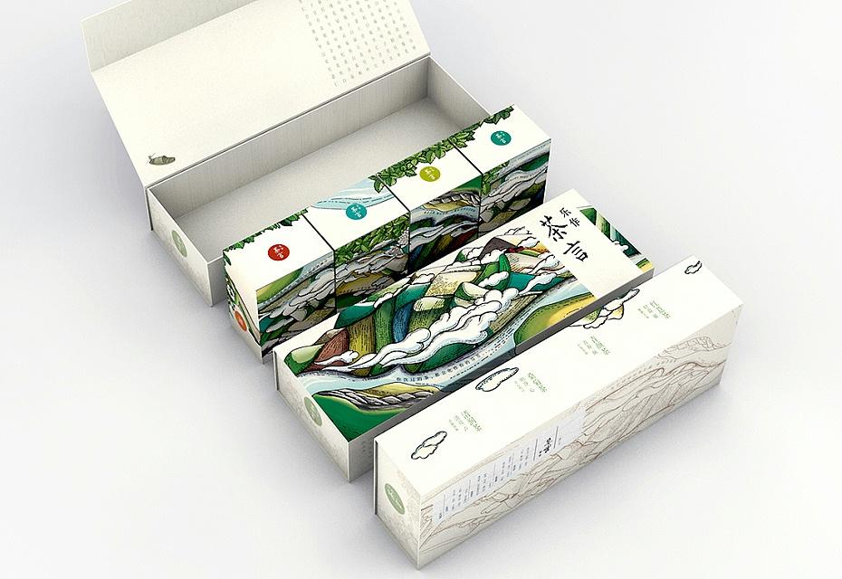 茶叶包装盒_山东包装盒厂_济南恒印包装有限公司