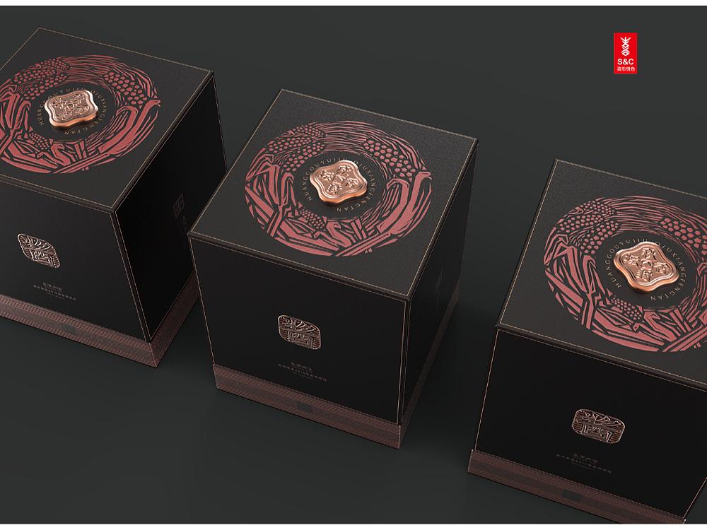 酒水包装盒_山东包装盒生产厂家_济南恒印包装有限公司