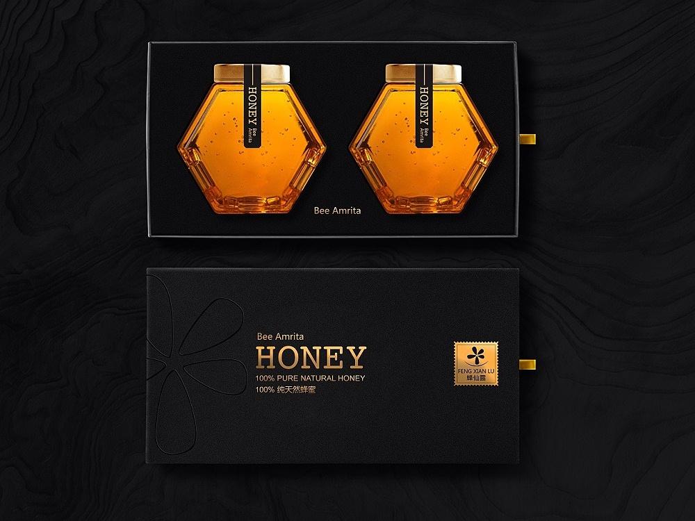 蜂蜜包装盒_保健品包装盒_济南包装盒厂_恒印包装