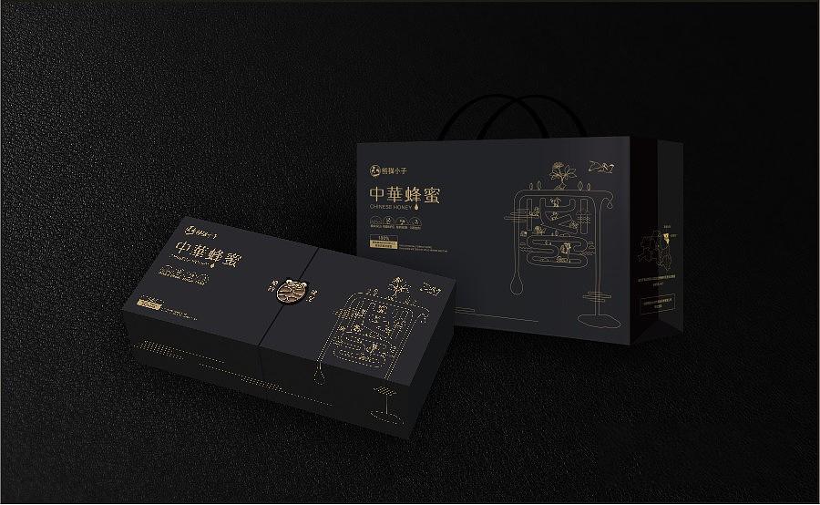 蜂蜜包装盒_保健品包装盒_山东包装盒厂_恒印包装