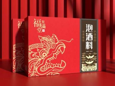 济南礼盒厂家浅谈,礼品包装盒设计不能忽视的三大因素
