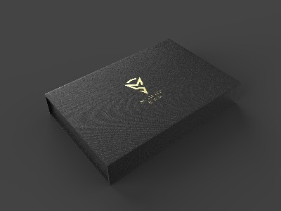 极简风格——济南包装盒厂家只放logo的包装盒也很高大上