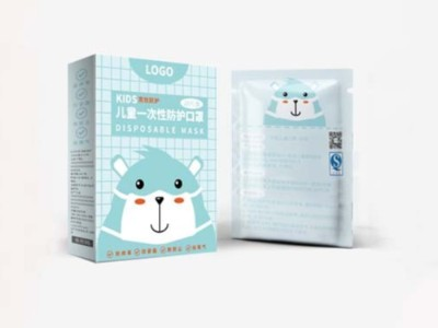【包装盒生产厂家】口罩包装盒这么做有趣更实用