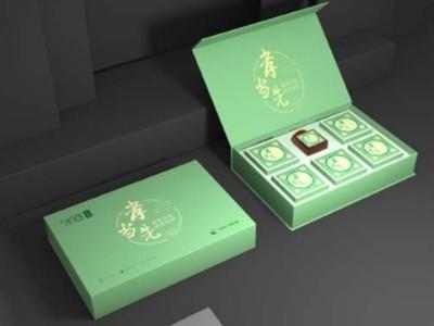 包装盒厂家生产的高颜值又富有寓意的月饼包装盒,实在是太美啦!
