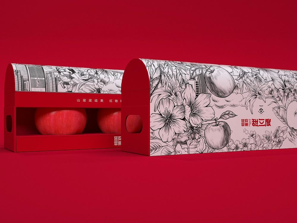 农产品包装盒_山东包装盒定制厂_济南恒印包装有限公司