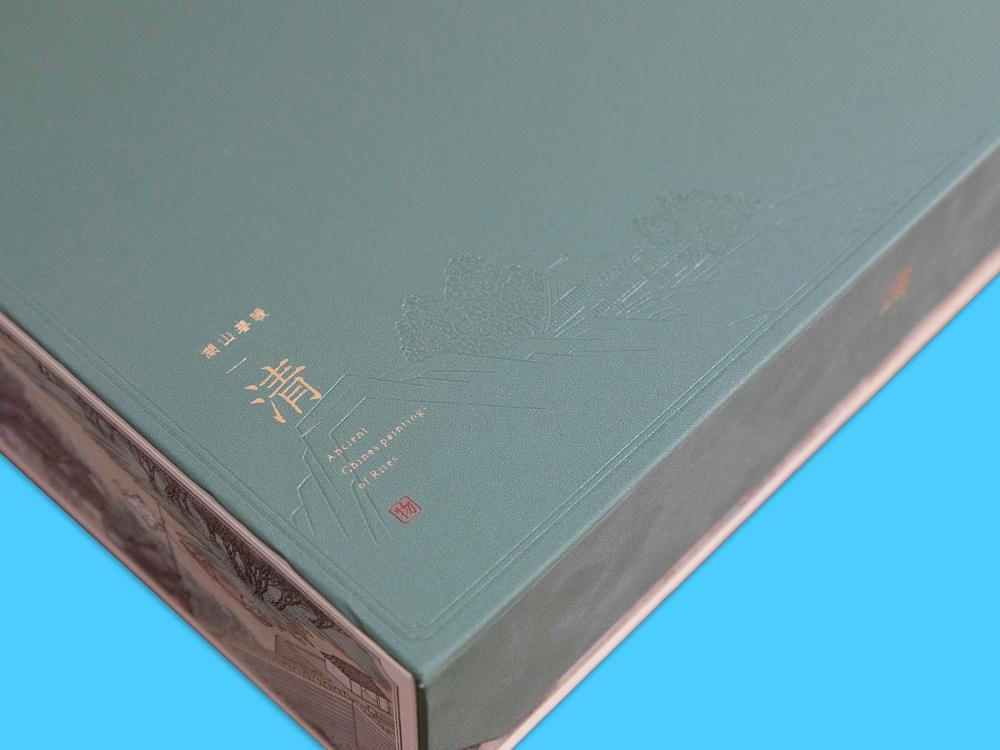 茶叶礼盒_茶叶包装盒定制厂家_纸盒印刷