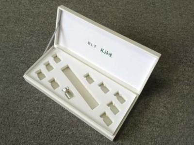 济南彩盒生产厂家,定制化妆品包装盒内托有这些方案