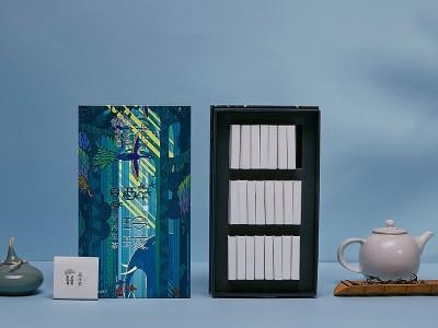 济南茶叶礼盒定制厂家是如何搭配内托的?