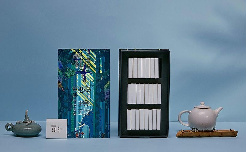 济南茶叶包装盒定制