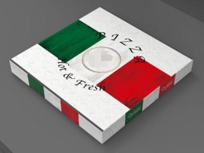 让人垂涎欲滴的披萨包装盒,居然是出自济南包装盒厂家之手!