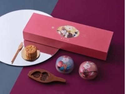 济南包装盒厂家教你如何设计月饼包装盒颜色